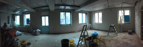 TK-Haaren Vereinsheim-Bau 25